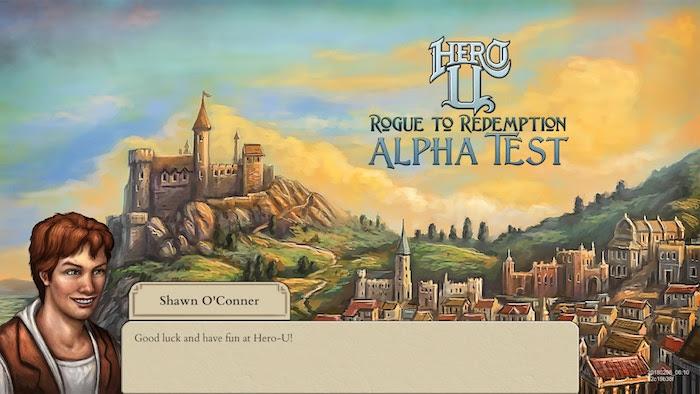 Hero-U Project Update #93: Hero-U: Rogue to Redemption