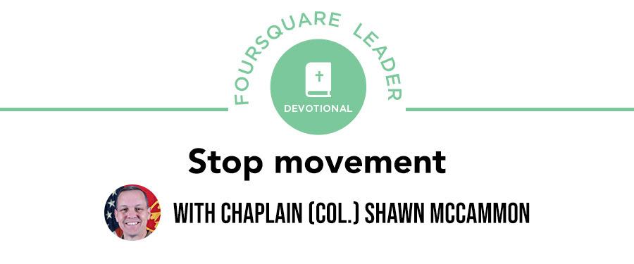 Stop movement