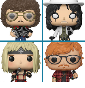 Funko ToyFair Figures