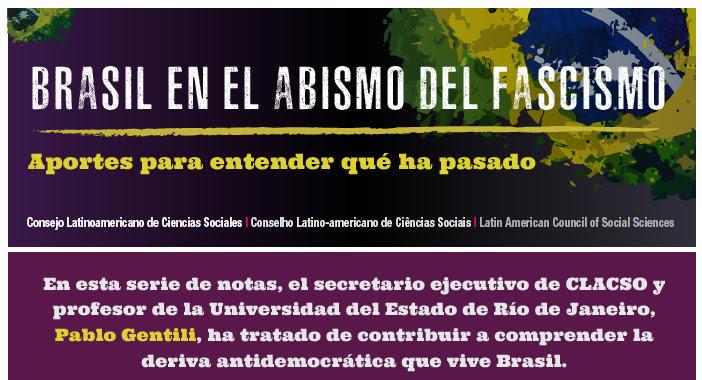 Brasil en el abismo del fascismo