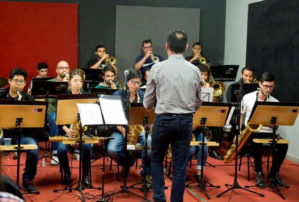 Big Band do Convervatário de Tatui tocará musicas dos anos 70