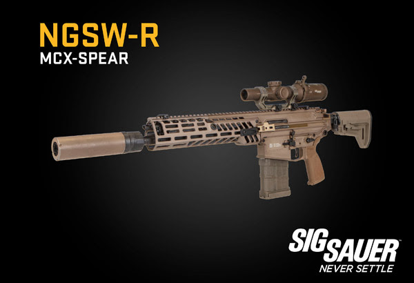 NGSW-R MCX Spear from SIG with Tango6T