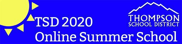 2020 Online Summer School