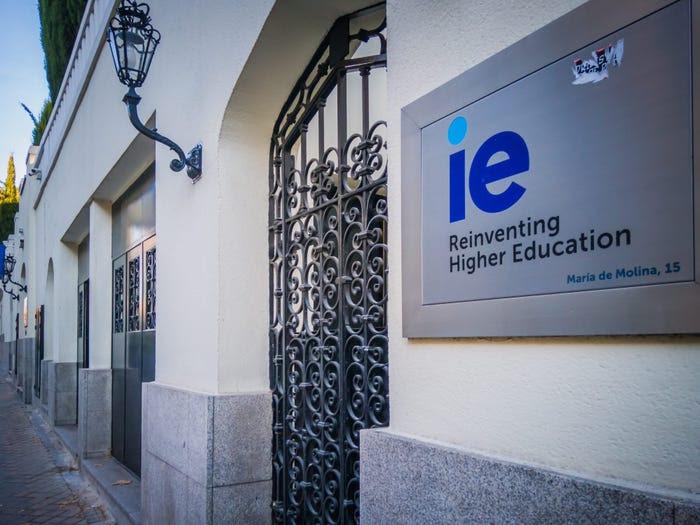 IE Business School Madrid