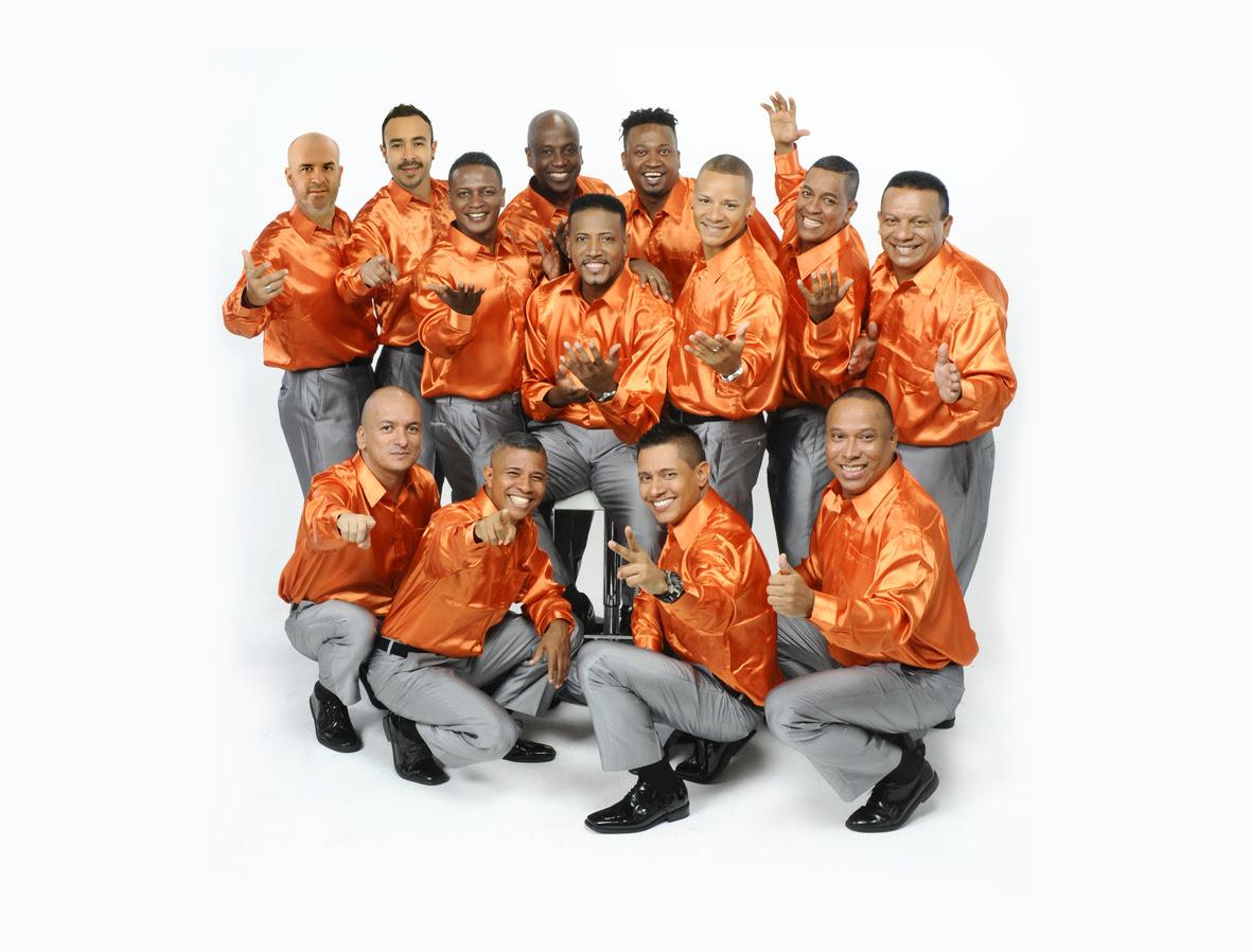 Grupo Niche Image OrangeShirt Col
