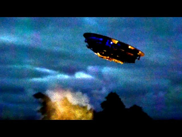 UFO News ~ Large cylindrical UFO captured over Mudgee N S W Australia plus MORE Sddefault