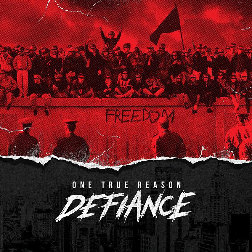 OTR DEFIANCE CD Cover