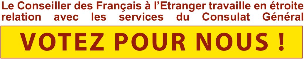 Votez pour Français du Monde Agadir !