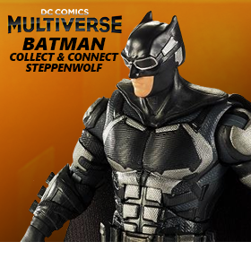 JUSTICE LEAGUE MULTIVERSE BATMAN