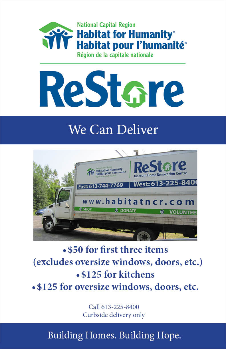 ReStore Delivery Poster