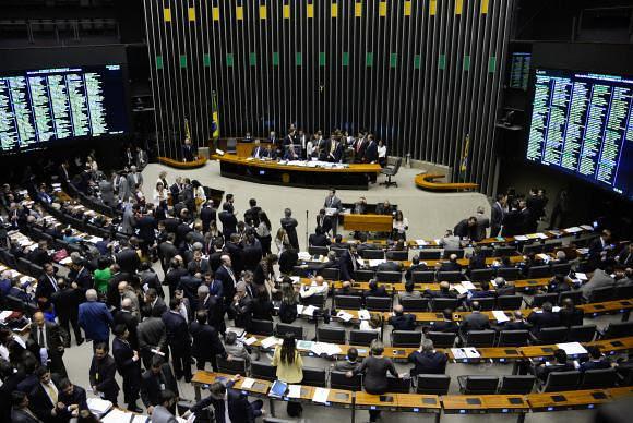Los presidentes de los partidos hablan sobre la urgencia de la movilización popular contra la pérdida de derechos sociales - Créditos: Wilson Dias