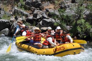 Photo of raft