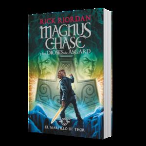 El martillo de Thor. Magnus Chase y los dioses de Asgard 2