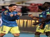La selección Colombia logró sacar un empate de visitante contra Chile al quedar 2 a 2.