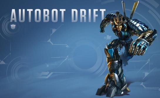 transformers-4-drift
