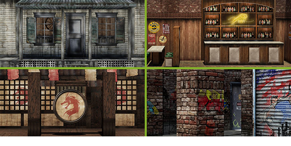 Pop-Up Dioramas