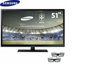 "TV 3D Plasma 51"""