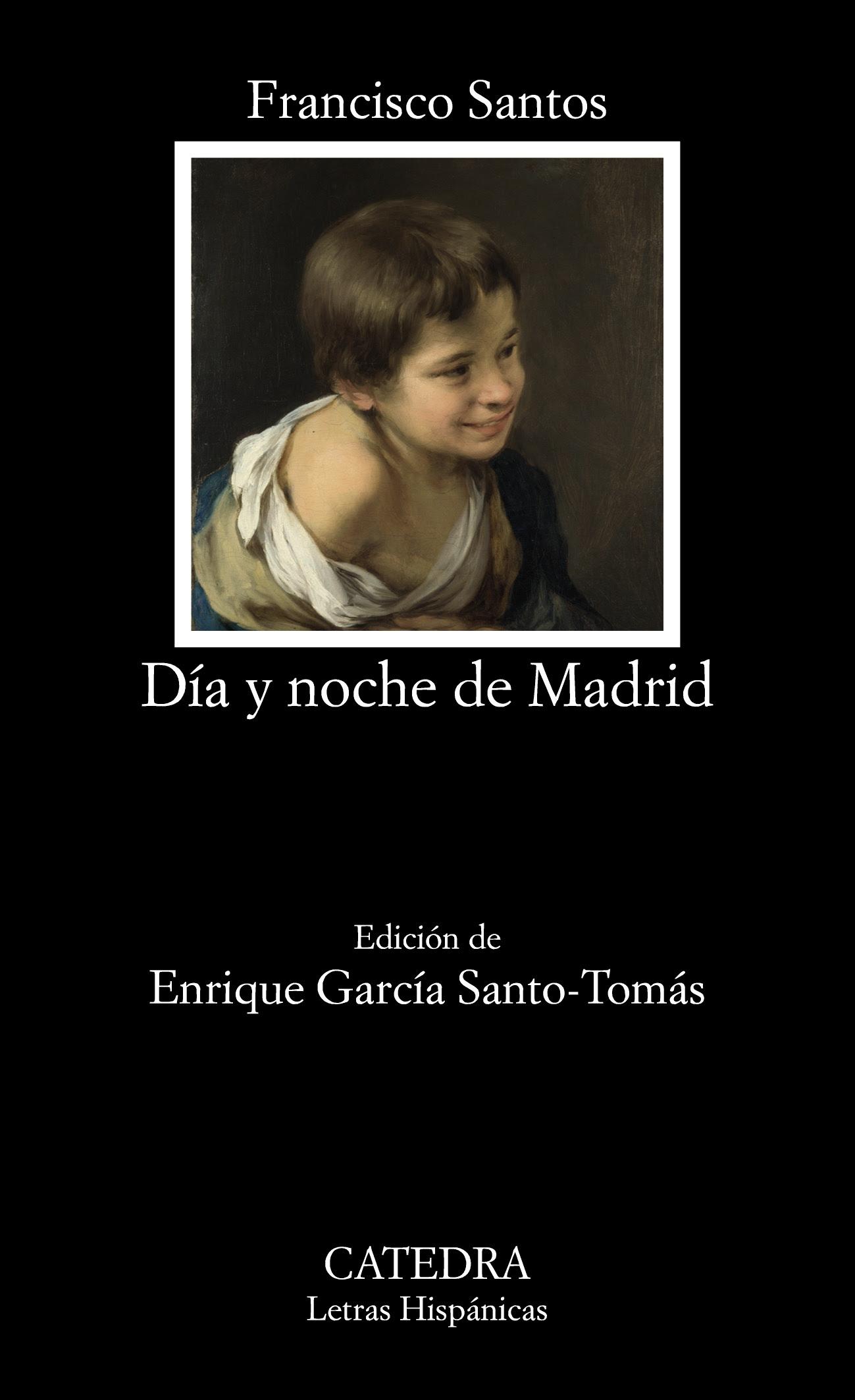 Día y noche en Madrid