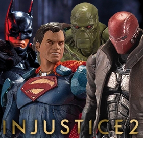 INJUSTICE 2 PX PREVIES EXCLUSIVE