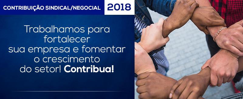 Contribuição Sindical/Negocial fortalece atuação do seu sindicato!