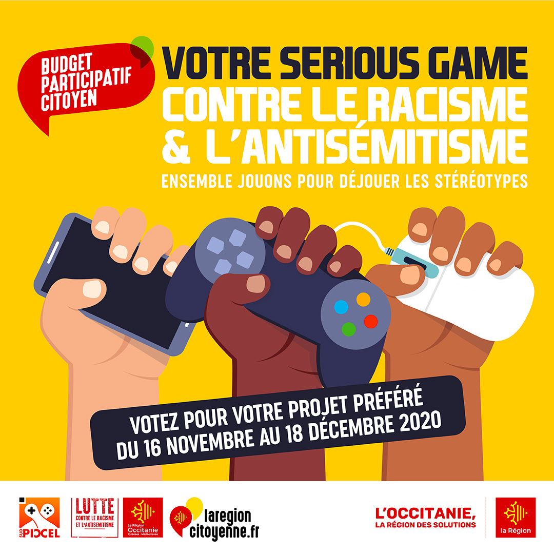 Serious game contre le rascisme et l'antisémitisme