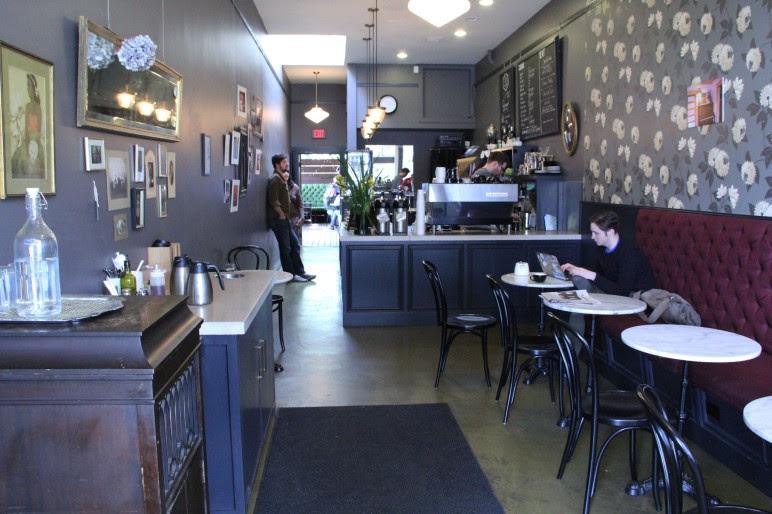 Twenty Six Cafe Interior