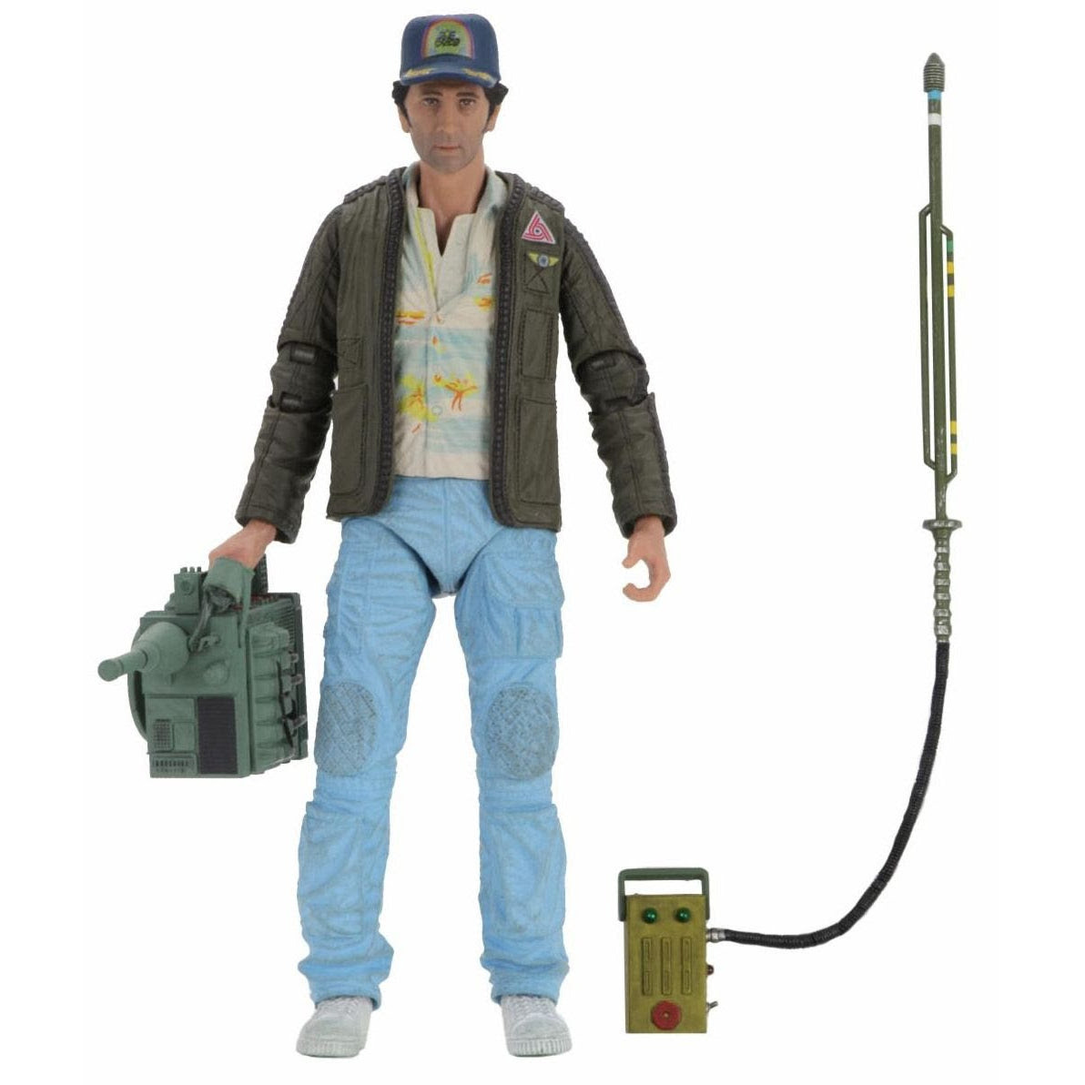 """Image of Alien – 7"""" Scale Action Figure – 40th Anniversary - Harry Dean Stanton - JULY 2020"""