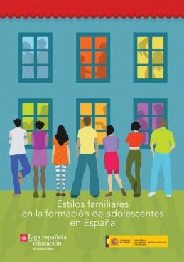 Investigación Estilos Familiares en la formación de adolescentes en España