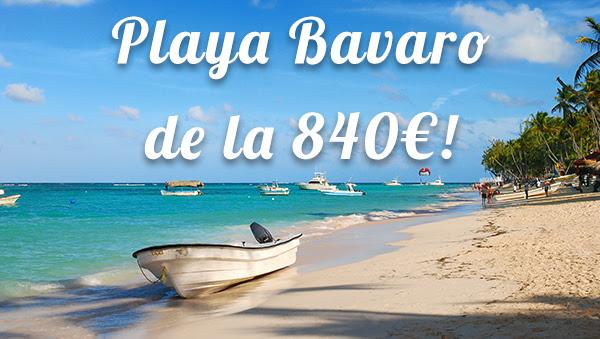 Playa Bavaro de la 840 EUR!
