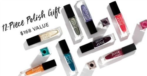 HOT OFFER! Gift Set Valued at $168 with New Julep Beauty Subscriptions