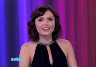 """Martelo Batido! Conheça a substituta de Monica Iozzi no """"Vídeo Show"""""""