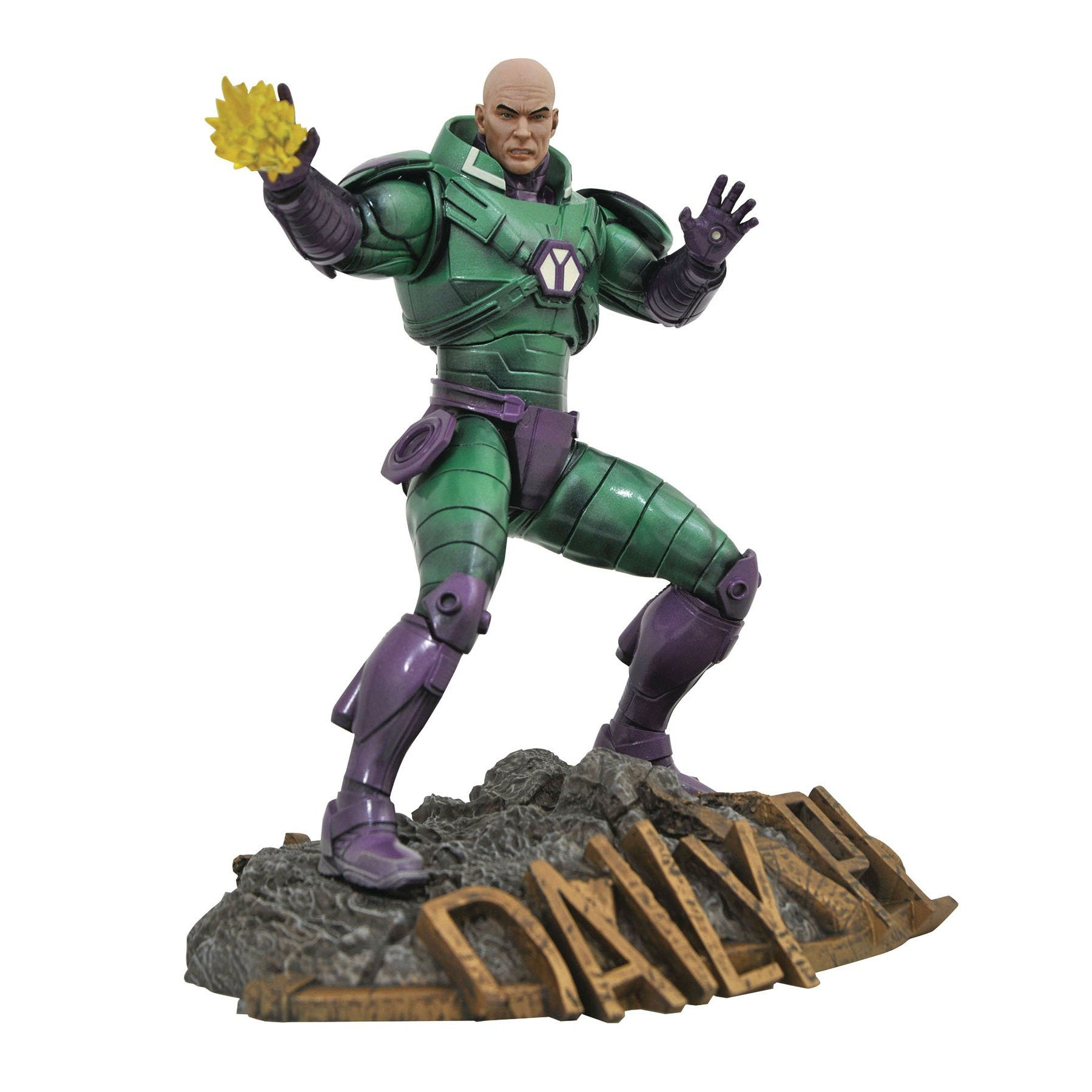 Image of DC Gallery Comic Lex Luthor PVC Statue - JULY 2020