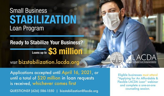 Small Business Stabilization Loan Program