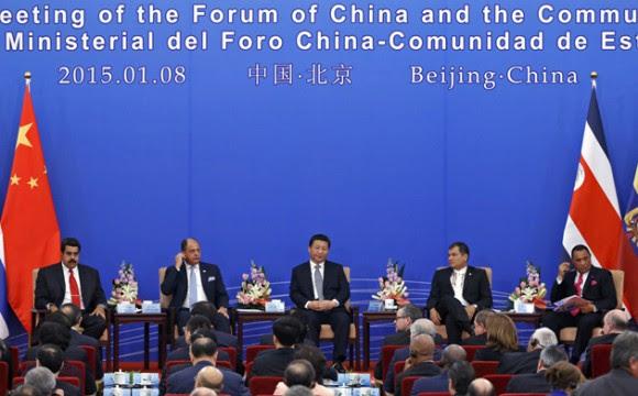 reunión celac china