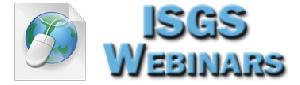 ISGS Webinars