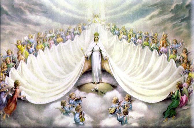 Bractwo Najświętszych Serc Jezusa i Maryi: Modlitwa do Matki Bożej ...
