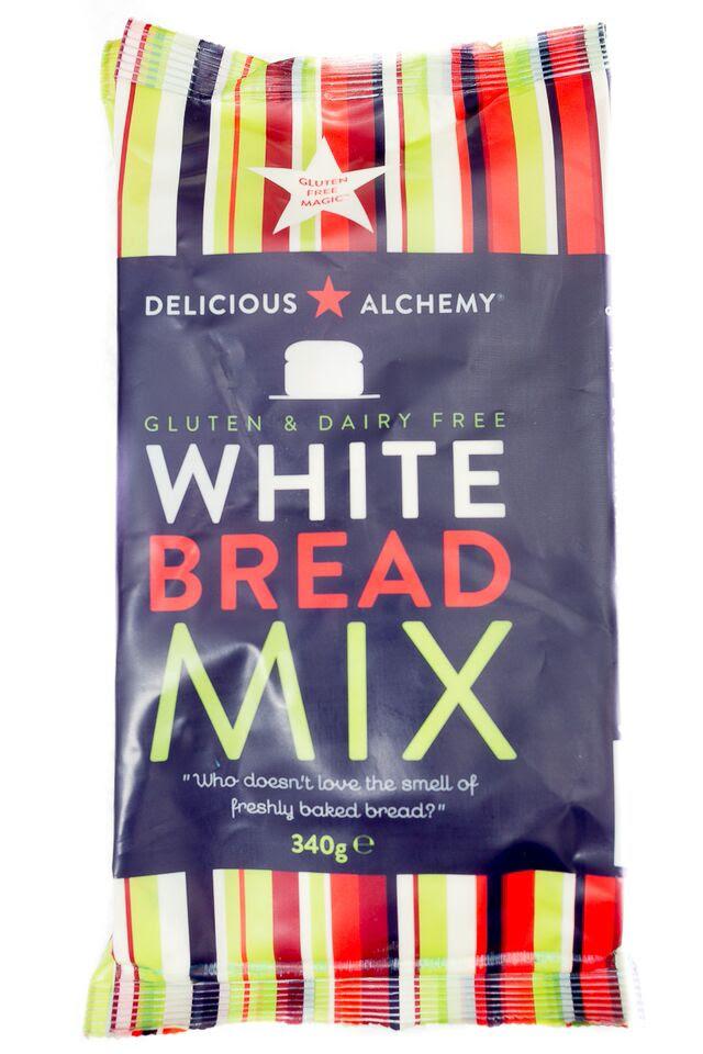 delciously alchemy bread mix