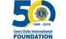 LCIF50 logo