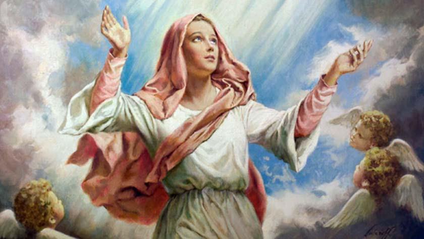 Razones para creer en la Asunción de la Virgen María al Cielo