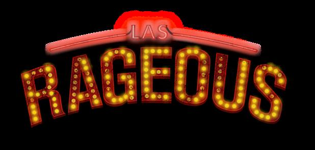Las Rageous Logo