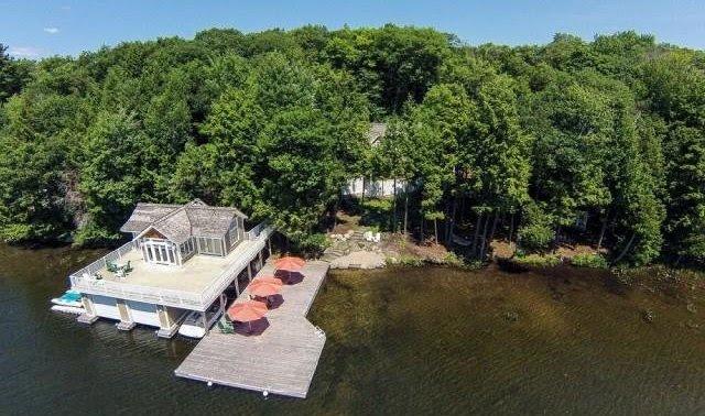 Lake Joe Drone Shot