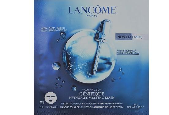 LANCÔME-ADVANCED-GÉNIFIQUE-HYDROGEL-MELTING-SHEET-MASK-X1-28g