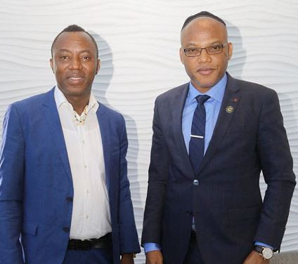 I Have Presented Biafra's Case And Sowore's Detention To The United Nations – Nnamdi Kanu