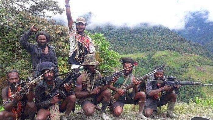 KKB <a href='https://jambi.tribunnews.com/tag/papua' title='Papua'>Papua</a>