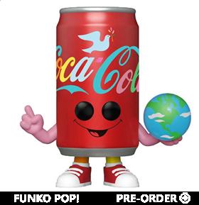 Pop! Coca-Cola