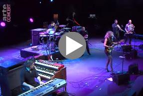 Ana Popovic, rediffusion concert Marseille Jazz des Cinq Continents / Tv Arte Live