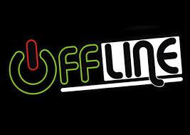 offline'