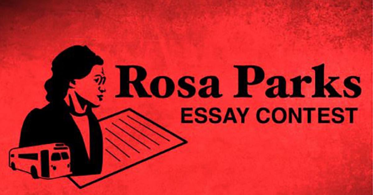 Rosa Parks Essay Contest image