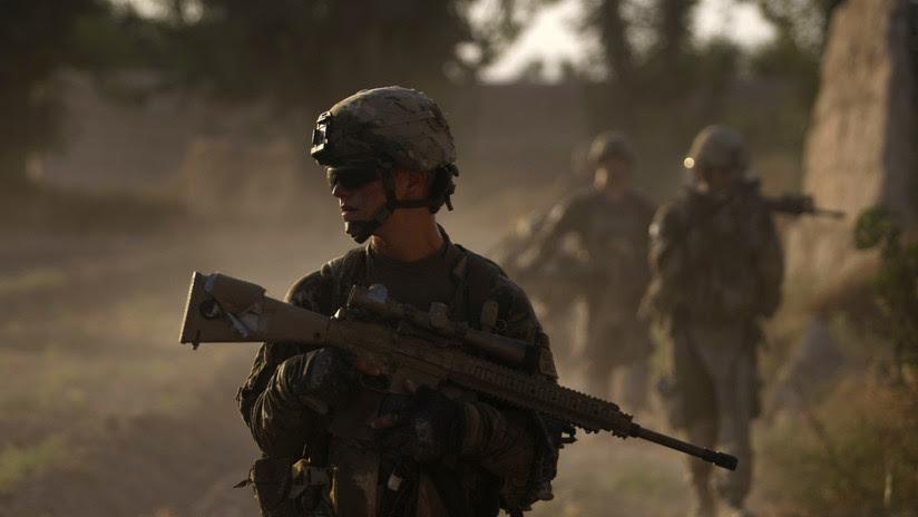 """""""EE.UU. debe permanecer en Afganistán o se enfrentará a un nuevo 11-S"""""""