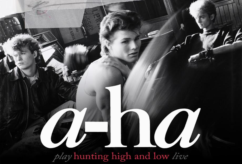 """A-HA anuncia vinda da última turnê mundial """"Hunting High And Low"""" ao Brasil em setembro para cinco capitais"""